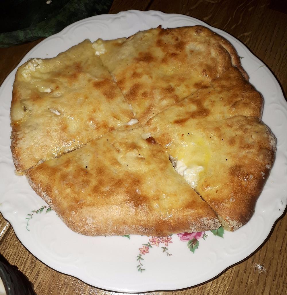 Hatsapuri leipä