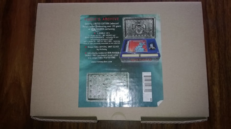 Eddie's Archive - CD Box (Alkuperäisessä pahvilaatikossa)