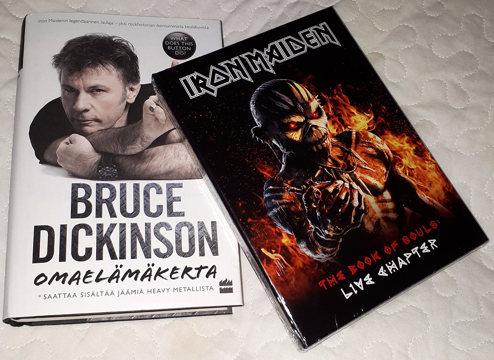 Bruce Dickinson & Iron Maiden: Live Chapter