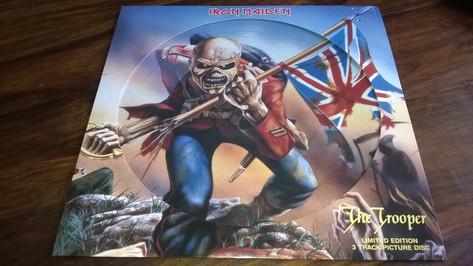 Iron Maiden - The Trooper (Picture Disc Vinyl)
