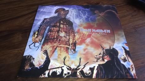 Iron Maiden - Wicker Man (Picture Disc Vinyl)