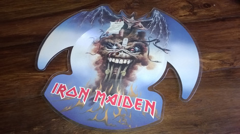 The Evil That Men Do - Picture Disc / Single