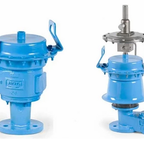 Low Pressure Relief Valves & Conservation Vents Groth sizing program