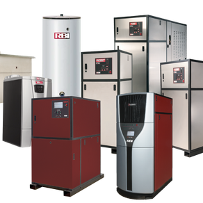 What's New: RBI High Efficiency Gas-Fired Boilers