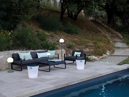 Mobilier outdoor, 17 nouveautés pour embellir l'été