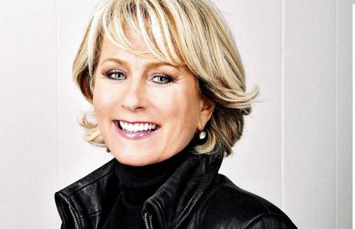 Valgerður Matthíasdóttir, animatrice TV (Reykjavik)