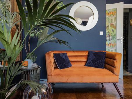 Orange mécanique ou comment utiliser l'orange en décoration