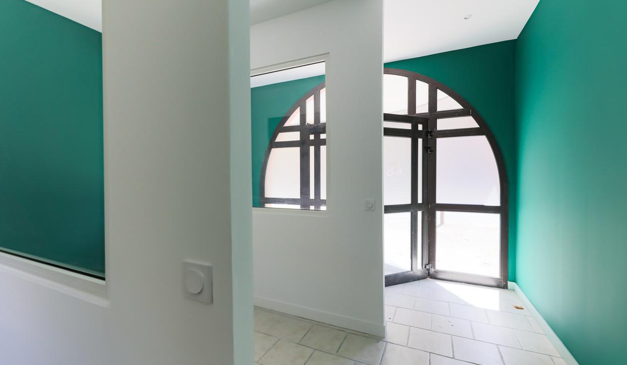 Aménagement et rénovation d'un office notarial