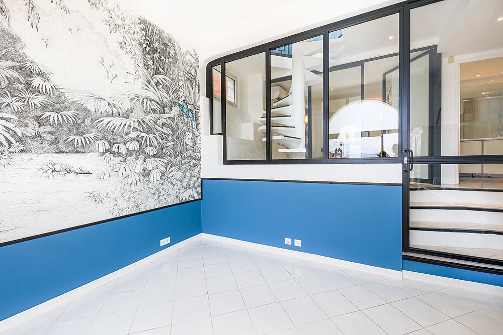 Papier peint panoramique Olivier Francheteau