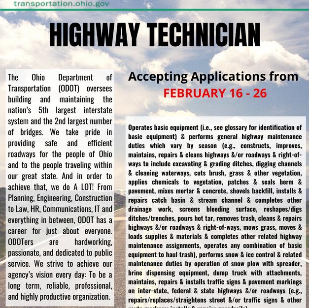 Highway Techs