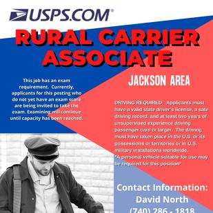 Rural Carrier