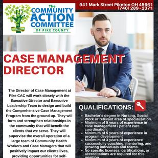 Case Manager Director