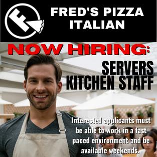 Servers / Kitchen Staff