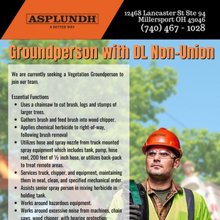 Groundperson with DL