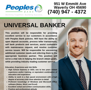 Universal Banker