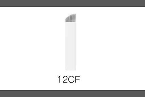 12CF Microblading Needle- 30 Pack