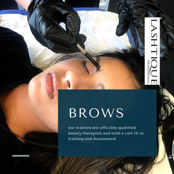 Brow Sculpting Courses Melbourne www