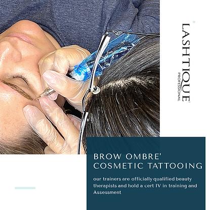 Ombre Tattoo Courses www.lashtiqueprofes