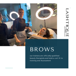Brow Sculpting Courses Qld www