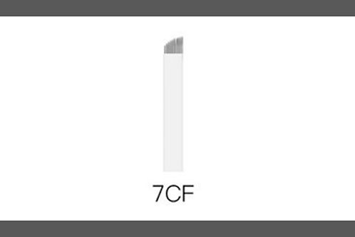 7CF Microblading Needle- 30 Pack