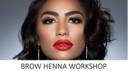 Brow Henna Training