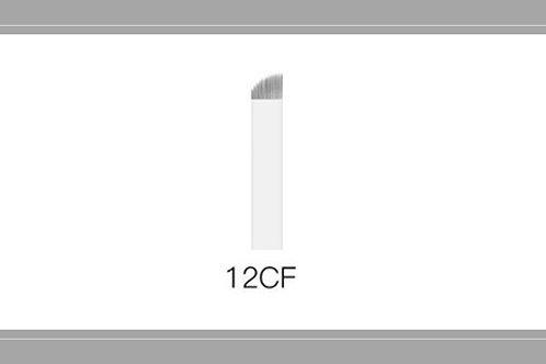 12CF Microblading Needle x 10