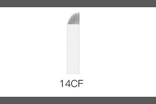 14CF Microblading Needle- 30 Pack