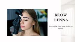 Brow Henna Course