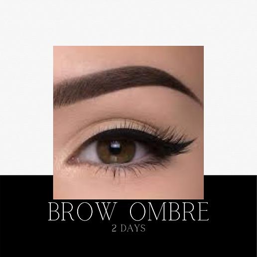 brow ombre course www.lashtiqueprofessio
