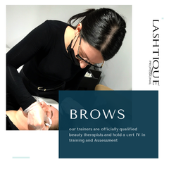 Brow Sculpting Courses brisbane www