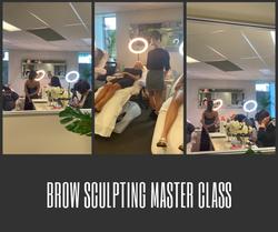 Brow sculpting master class