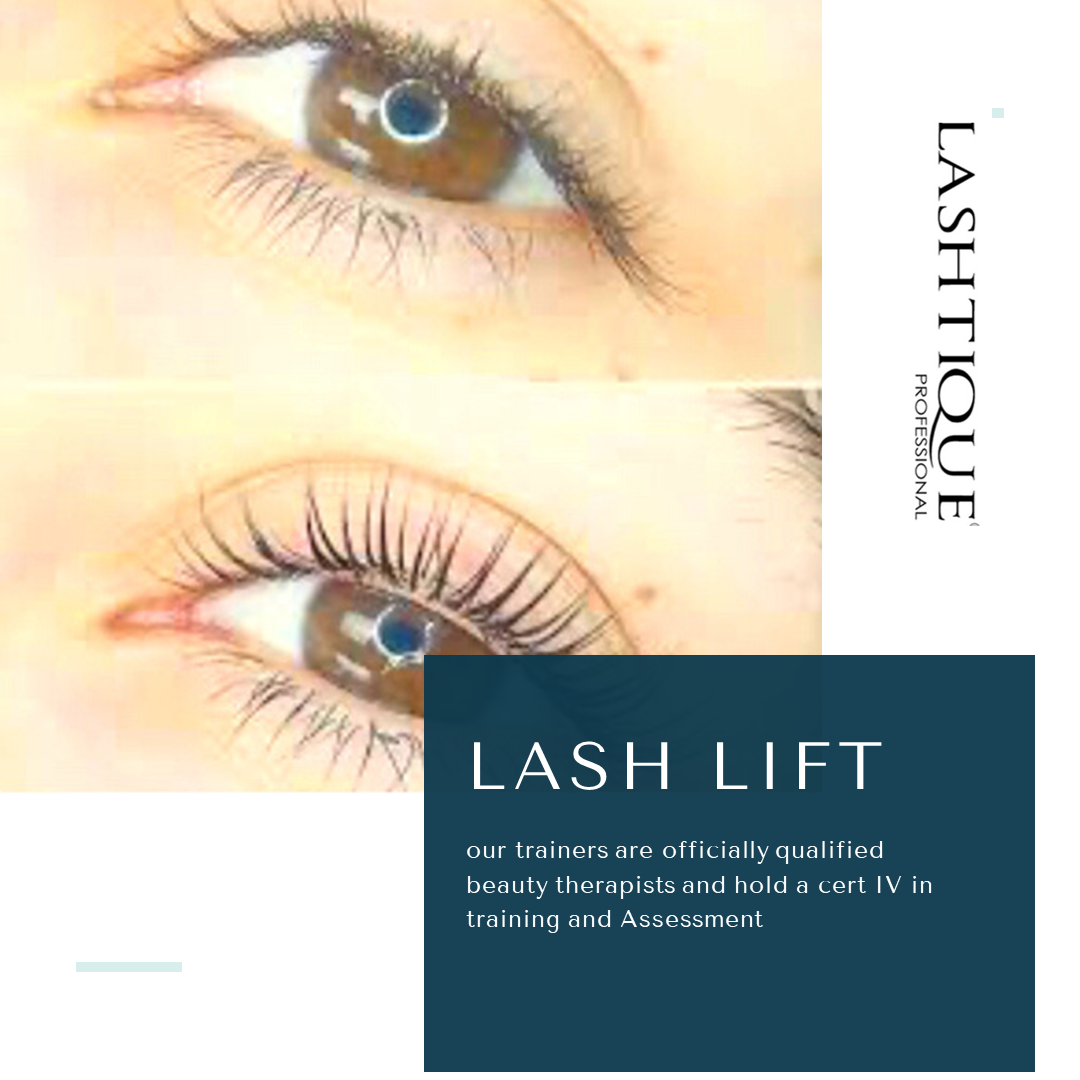 Lash Lift Courses www