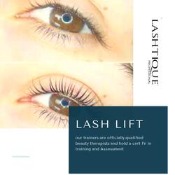 Lash Lift Courses www