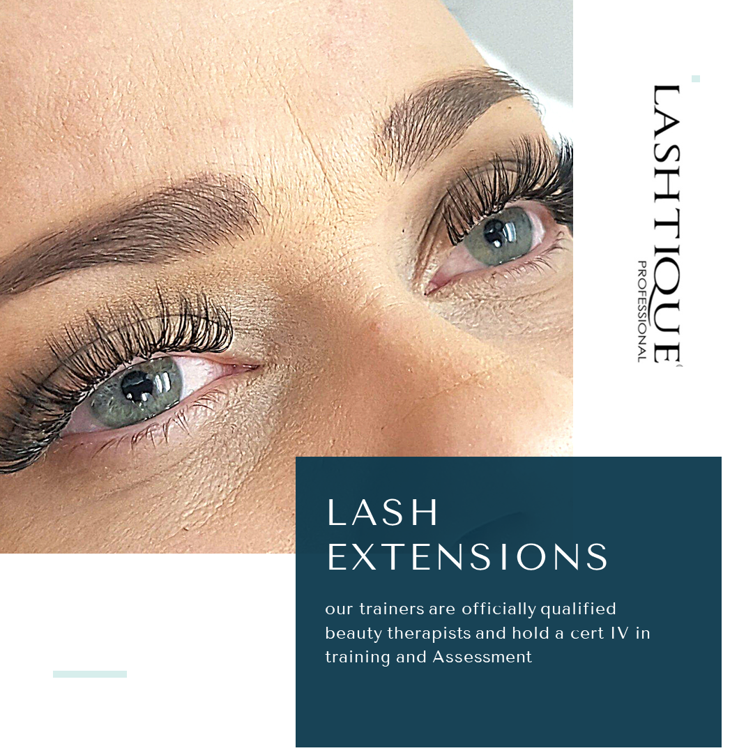 Lash Extension Courses Brisbane www