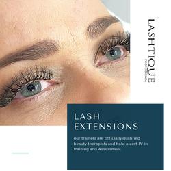 Lash Extension Courses Brisbane www