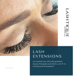 Brisbane Lash Extension Courses www
