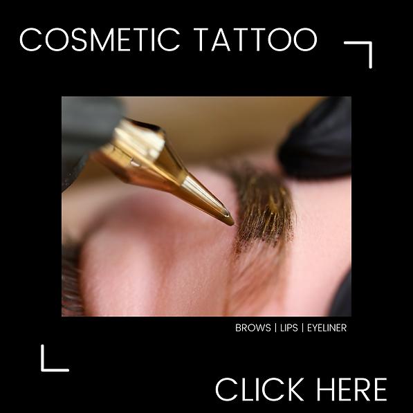 Brow Cosmetic Tattoo Lip Cosmetic Tattoo Eyeliner Cosmetic tattoo Lash Extensions_Brisbane