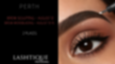 Perth Brow Microblading Training Promo (