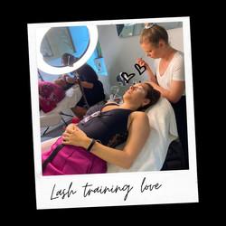 eyelash extension training course www