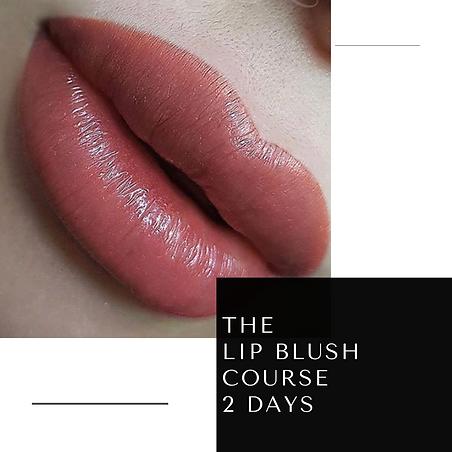 2021 Lip Blush COURSES www.lashtiqueprof