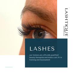 Lash Extension Courses www