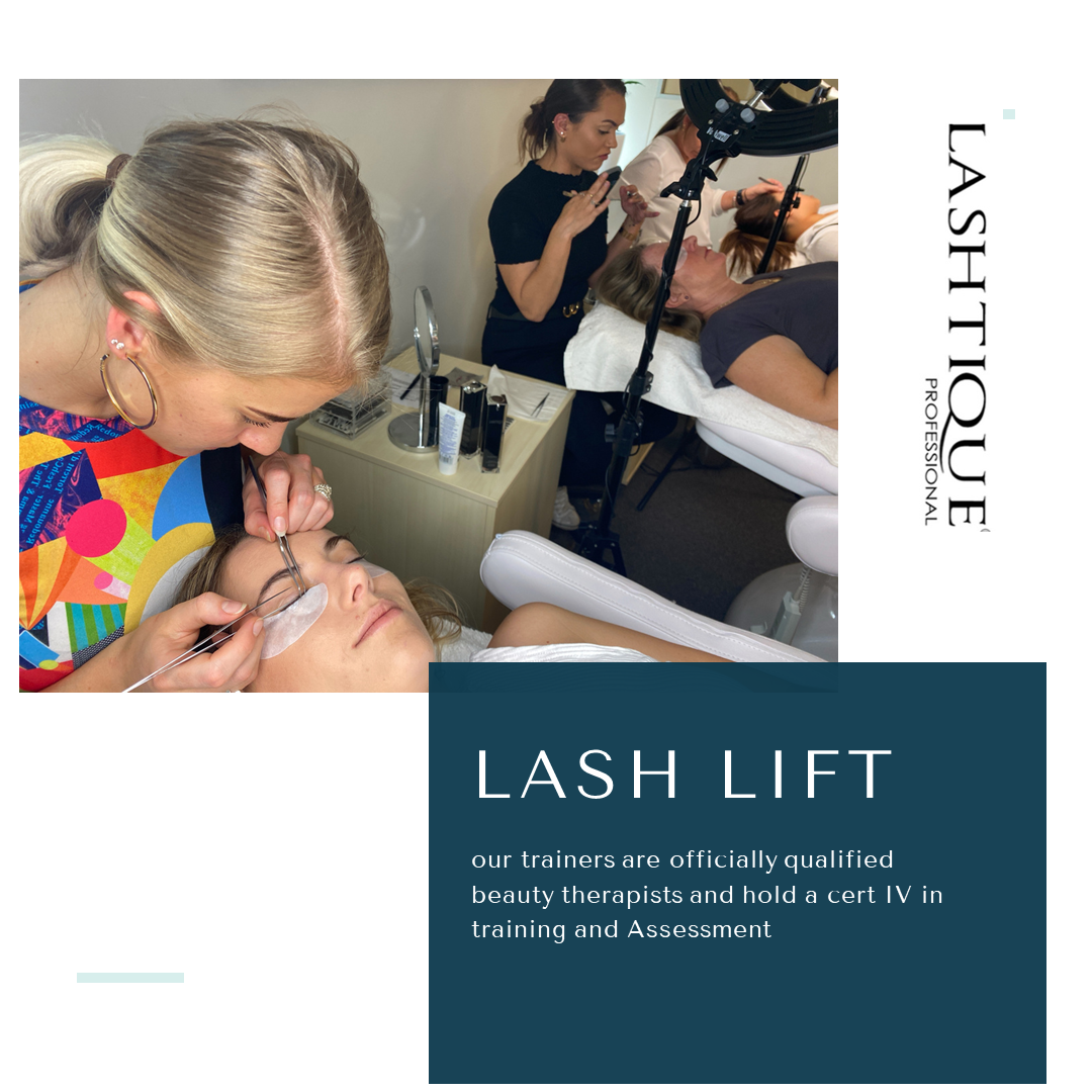 Lash Extension lash lift Courses www