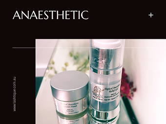 Brow Anaesthetics 2020 Lash Products www