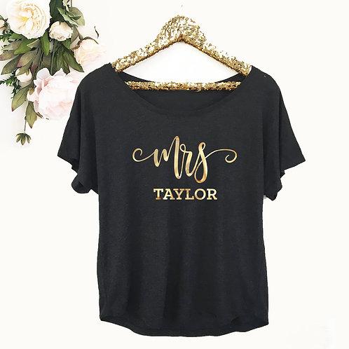 Future Mrs Loose Fit Shirt