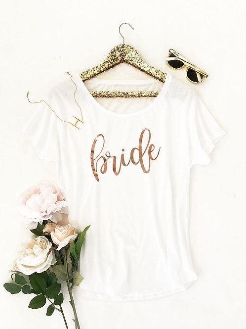 Bridal Party Loose Fit Shirt