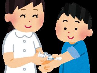 インフルエンザ予防接種のご案内(10/15から実施)