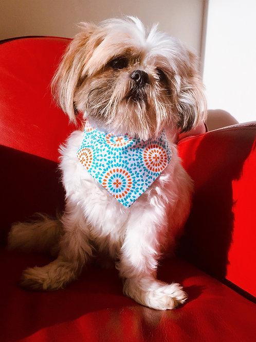 Dog Bandana Aztec Attitude by Woof Stuff