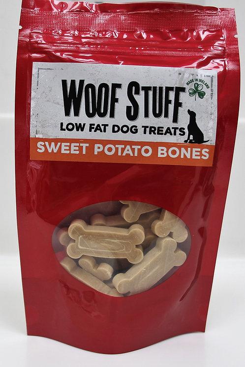Sweet Potato Bones Low Fat Dog Treats