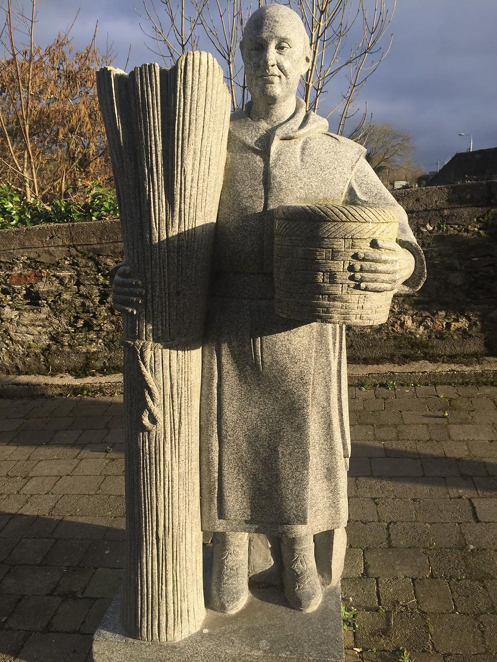 Duiske Abbey Cistercian Monk