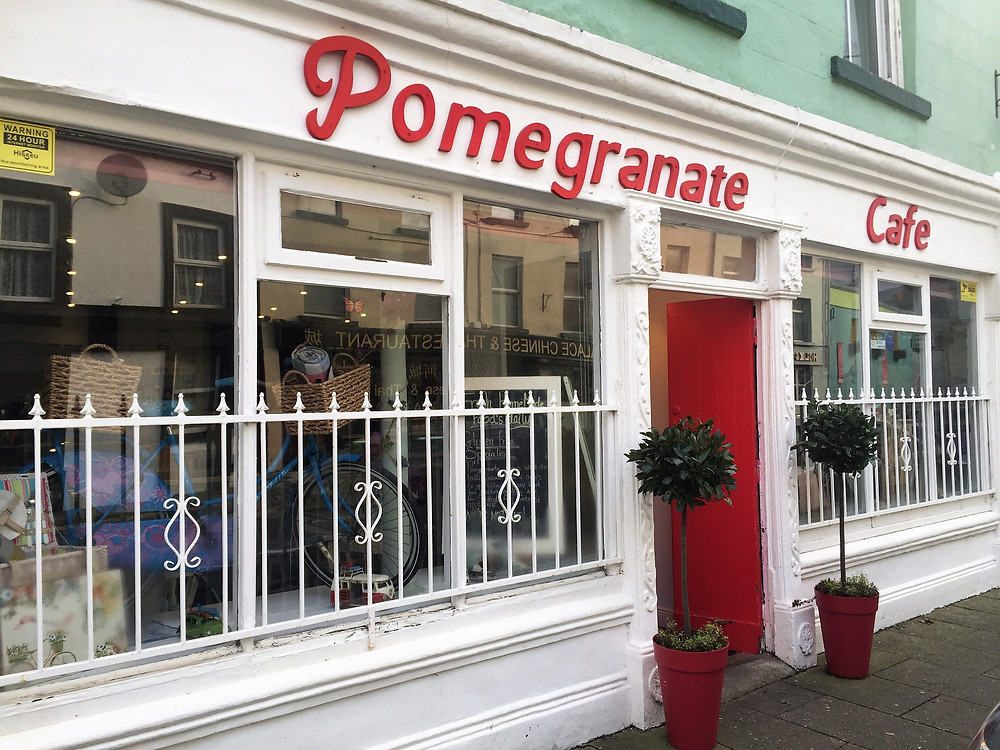 Pomegranate Cafe, Graiguenamanagh